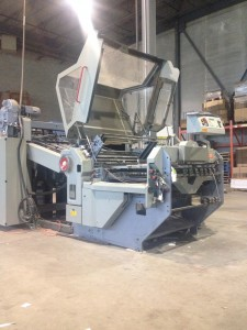 Stahl KD-94-4/K/K Pallet Feed Folder
