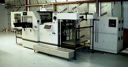 Yawa 32 Inch Die Cutter with Foil Stamping