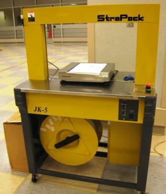 Strapack JK-5 Economical Strapper