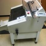 GBC Plastic Coiler/Crimper