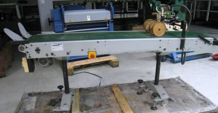 Muller Martini 219 Delivery Conveyor