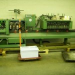 Muller Martini 4 Pocket Saddle Stitcher