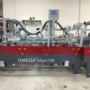 Omega Allpro Folder Gluer_Backfold Section