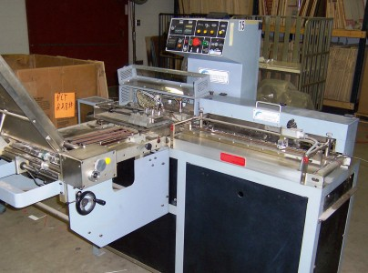 Precision AT-4502 Tab Cutter / Laminator