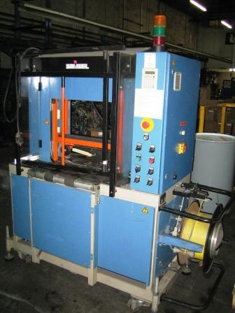 Samuel NT-40 Automatic Strapping Machine