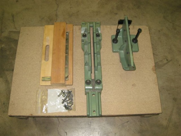 Muller Martini 4th & 5th Knife Assembly for Presto Series