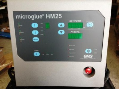 GMS HM25 Gluing System