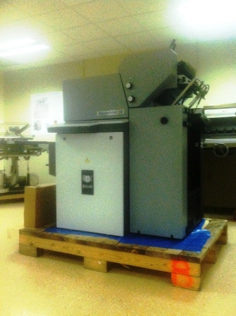 BaumPrint-18 2-Color Press