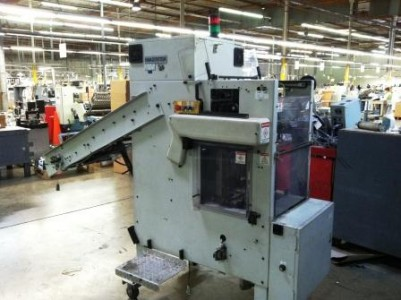 Rima RS3310S-13 Bindery Stacker