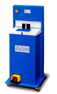 Zechini Cimatic Hard Cover Joint Forming Machine