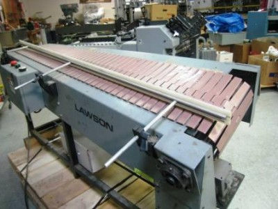Dexter Lawson Conveyor