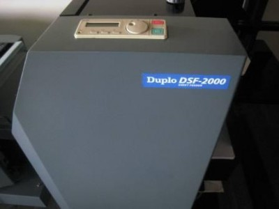 Duplo DSF2000 Sheet Feeder