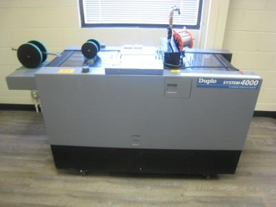 Duplo DBM-400 Bookletmaker