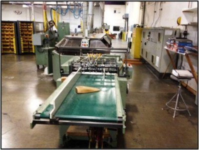 Kolbus KM470 Perfect Binding system