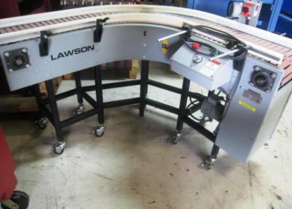 Dexter Lawson 90 Degree Conveyor