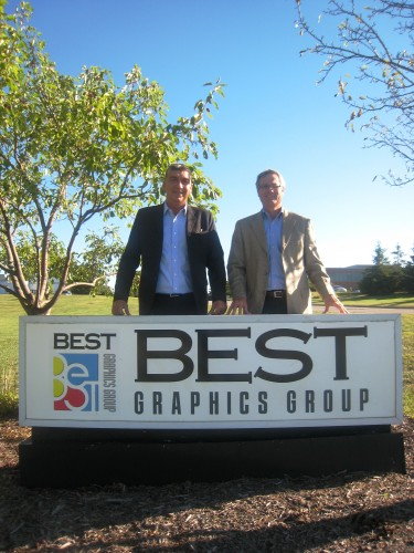Zechini Partners with Best Graphics