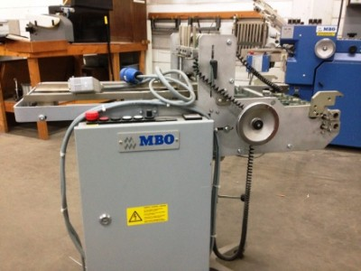 MBO KAS-30ME Mini Stacker