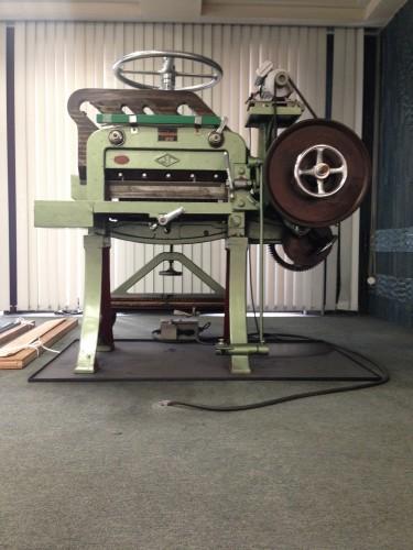 1919 Itoh Model HD-20 Cutter
