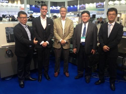 Osako & Co., Ltd & Best Graphics Group