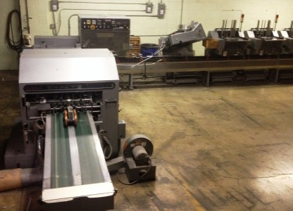 Osako 368 6 Pocket Saddle Stitcher