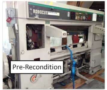 Best Graphics Group_Used Itotec 137FC Paper Cutter