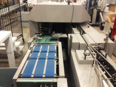 Horizon CABS4000 Fully Automated Binding System