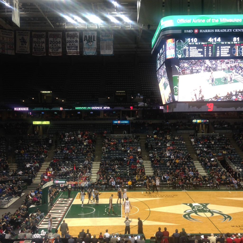 Best Graphics Group_Milwaukee Bucks Outing