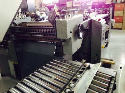 Best Graphics Group_Baum 20 Inch Continuous Feed Folder
