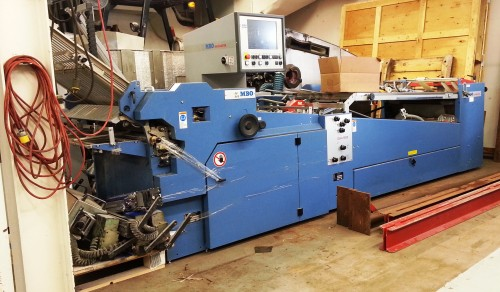 MBO T800 Perfection Series Folder