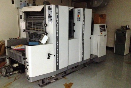 Sakurai 266 EPZ Press