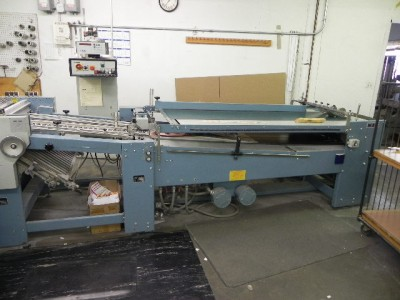 MBO B-30 Continuous Feed Folder