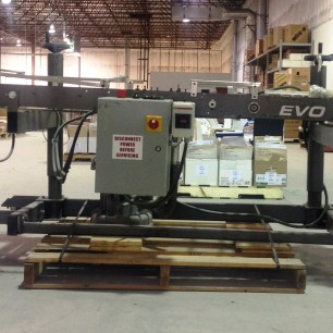 EVO-VAC Vacuum transport table