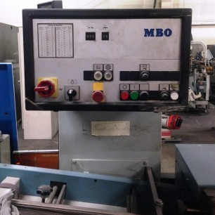 MBO B-30 C Continuous Feed Folder