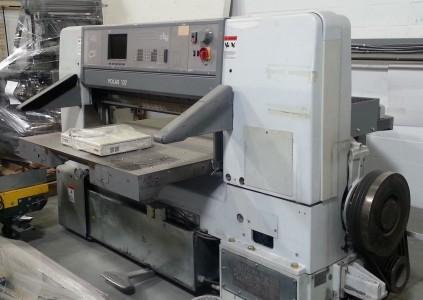 Polar 137ED 54 inch cutter