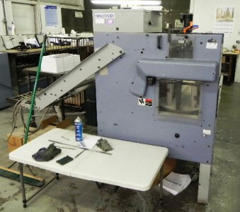 Rima RS-10S Bindery Stacker