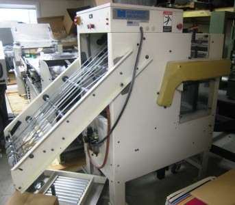 Rima RS10 Bindery Stacker