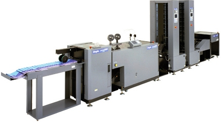 System 5000 Collating and Bookletmaking System