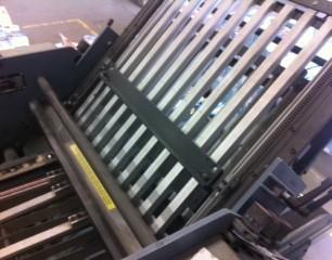 Stahl 1220-4-C-3 Folder