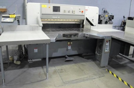 Polar 137ED Paper Cutter