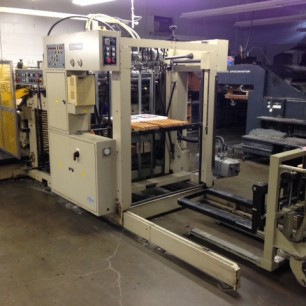 Brausse JSF-102 Clamshell Die Cutter