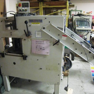 Rima RS-1112 Bindery Stacker