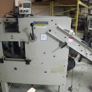 Rima RS-1112 Bindery Stacker
