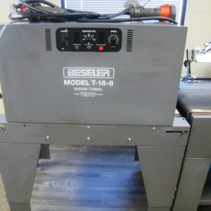 Beseler Shrink Wrapper