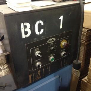 PMC Model L 14 x 14 High Die Cutter