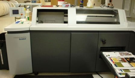 Heidelberg Eurobinder Perfect Binder