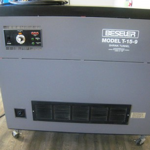 Beseler Shrink Wrapper