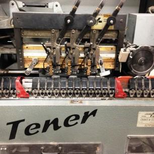 Osako Tener Saddle Stitcher