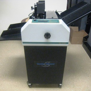 Graphic Whizard 6000 numbering machine
