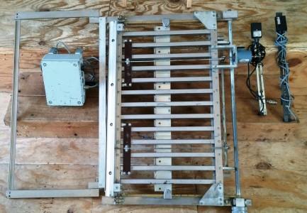 MBO B26 gate fold plate