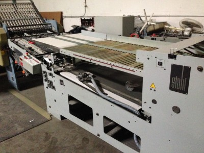 Stahl BRD-30 Continuous Feed Folder